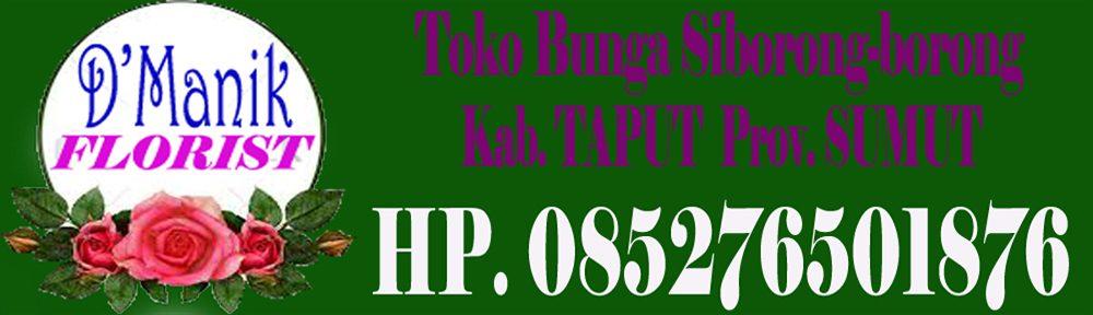 Toko Bunga di Siborongborong// 085276501876